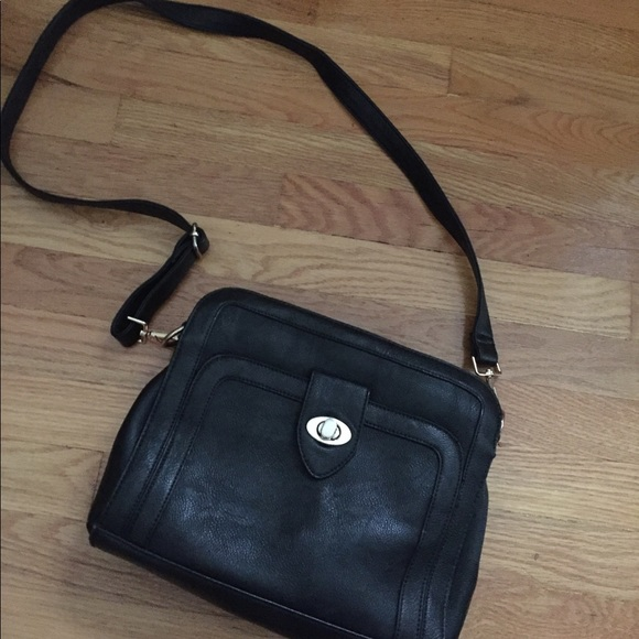 466880e0b5 Nordstrom Bags | Bp Faux Leather Cross Body Bag | Poshmark